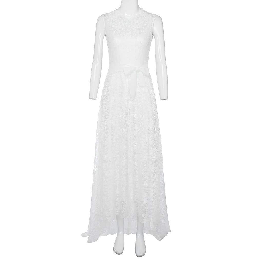 Amazon.com: YKARITIANNA Womens Sexy Sleeveless Tulle High ...