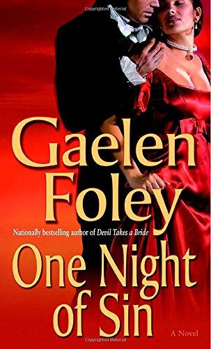 One Night of Sin: A Novel (Knight Miscellany)