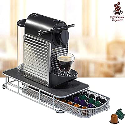 Bakaji - Contenedor para cápsulas de café Nespresso Nescafè ...