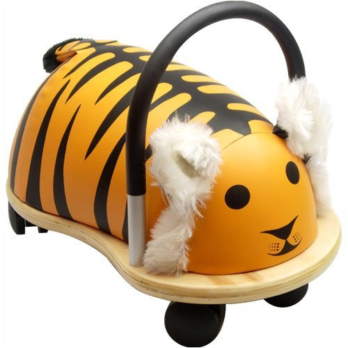 Wheelybug Tiger Ride-On - Small