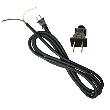 Superior Electric EC142V6 9 Feet 14 AWG SOOW 2 Wire 125 Volt ...
