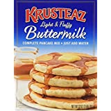 Krusteaz, Buttermilk Pancake Mix, 32oz Box (Pack of 2)