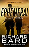 Book cover image for Ephemeral: A Brainrush Thriller (Brainrush Series Book 5)