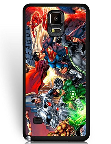 (Samsung Galaxy Note 4) Cover for Kids of - Galaxy Note 2 Marvel Case