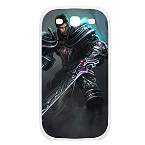 Garen-003 League of Legends LoL For Case Iphone 6 4.7inch Cover Plastic White