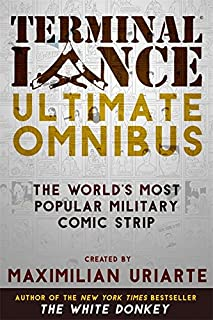 Book Cover: Terminal Lance Ultimate Omnibus