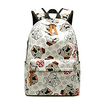 MOCA Womens Kids Girls Boys Mens Backpack Rucksack Daypack for College  School Tutions Travel Outdoor Daily 3785e4a12e