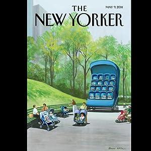The New Yorker, May 9th 2011 (Jon Lee Anderson, Amanda Fortini, Adam Gopnik) Periodical