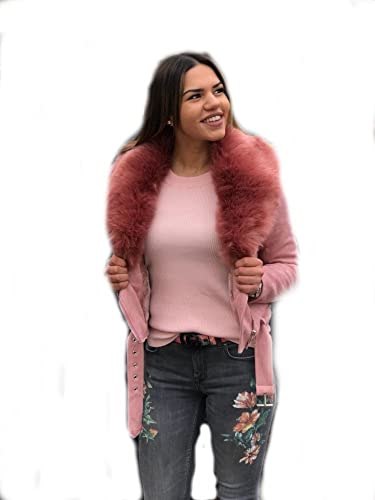 bozMe - Chaqueta - piel - para mujer