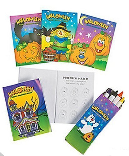 Halloween Mini Activity Sets (1 (Halloween Mini Books)