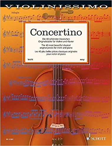 Concertino Violin and Piano