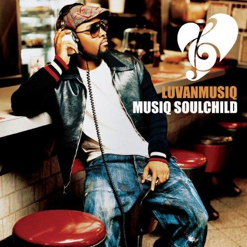 Luvanmusiq -  Musiq Soulchild, Audio CD
