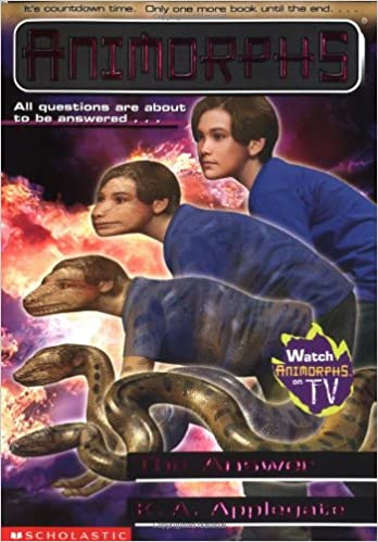 Animorphs Books Pdf