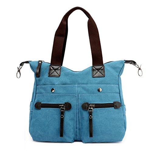 Donna's Bag Spalla Donne Viaggio impermeabile Corpo Borse Le borse Per Hobo Borse B Di Attraversare Messenger Borsetta d 4x4qXFr