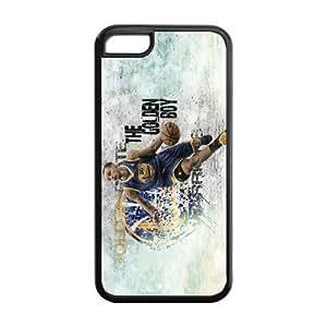 Custom Stephen Curry Basketball Series Iphone 5C Case JN5C-1201
