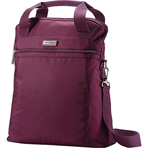 Samsonite Mightlight 2 Softside Vertical Shopper, Grape Wine