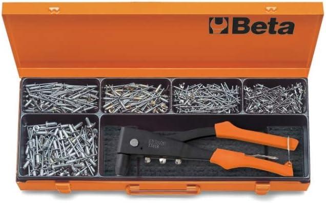 Beta 017410025-1741B/C5-Caja Remac.1741B Y 700 Remaches: Amazon.es: Bricolaje y herramientas