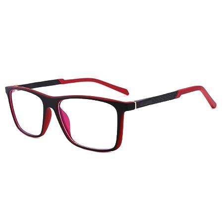 Liangliang Gafas Anti-BLU-Ray Lente De PC Nerd Marco Grande ...