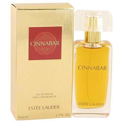 CINNABAR by Estee Lauder Eau De Parfum Spray (New Packaging) 1.7 oz for Women - 100% Authentic
