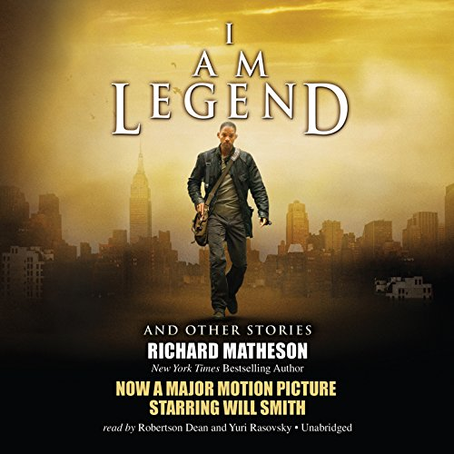I Am Legend, and Other Stories Audiobook [Free Download by Trial] thumbnail