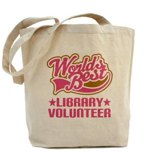 biblioteca Volunteer Tote bag Tote bag by Cafepress by Cafepress