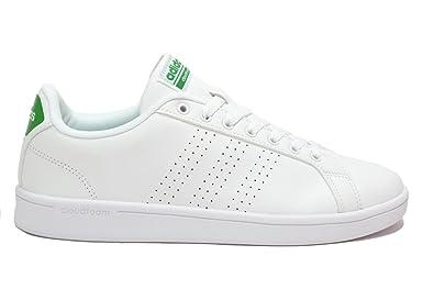 ADIDAS NEO Cloudfoam Advantage Bianco Sneakers Scarpe Uomo ...