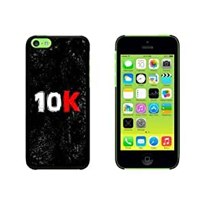 10k Running Snap On Hard Protective For SamSung Galaxy S4 Phone Case Cover - Black