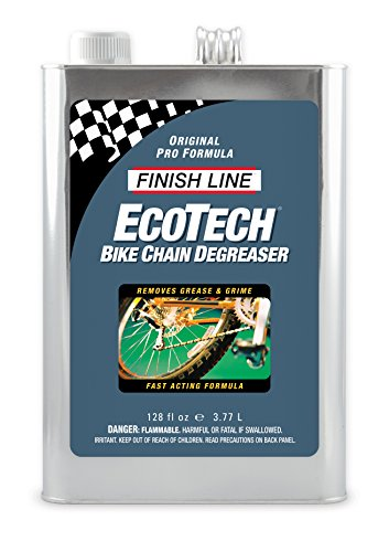 Finish Line EcoTech Degreaser Bicycle Cleaner and Degreaser 1 gal Jug