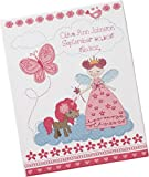 Bucilla 47665 Fairytale Princess Birth Record