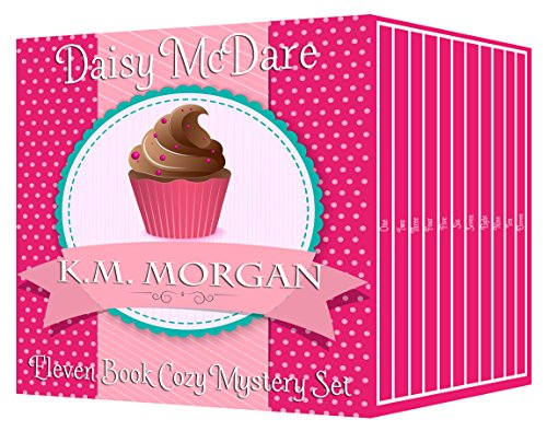 Daisy McDare Eleven Book Cozy Mystery Set cover