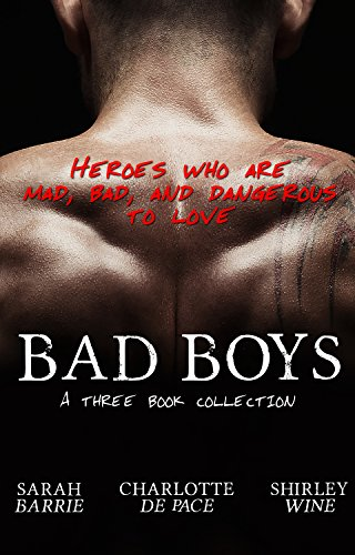 Executive Wine Collections Set (Bad Boys - Three Book Collection)
