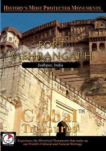 Global Treasures - Fort Meherangarh - Jodhpur, India