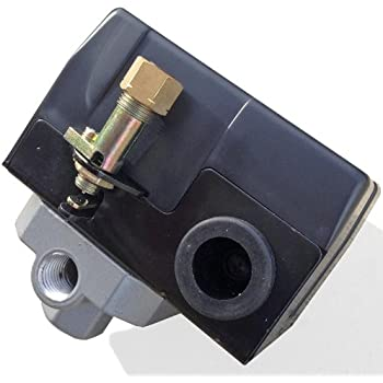 Pressure switch for air compressor made by Furnas