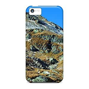 Randolphfashion2010 Cases Covers Protector Specially Made For Iphone 5c Fall On The Peaks