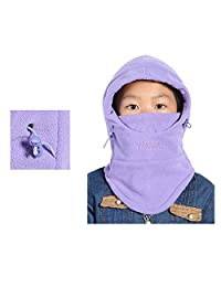 ALOHEA Children Toddler Winter Balaclava Heavyweight With Thick Warm Ski Mask