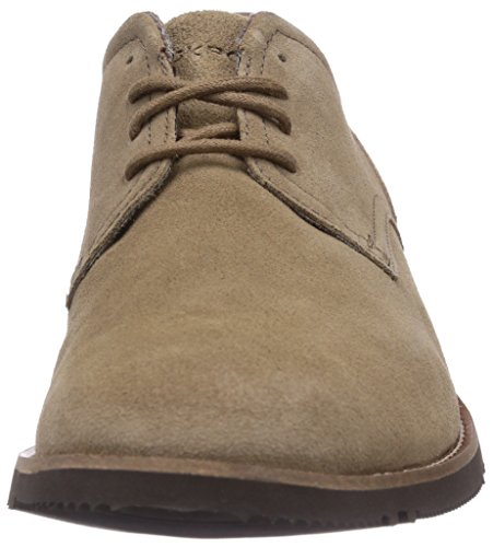 Vicuna Oxford Derby Beige Rockport Lh2 New Homme Plaintoe xqSAE0nwv