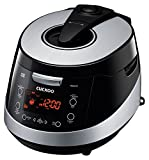 Cuckoo CRP-HS0657F 6 Cup Pressure Rice Cooker, 110V, Black Review