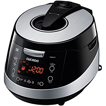 Amazon.com: Cuckoo CRP-HR0867F 8 Cup Pressure Rice Cooker