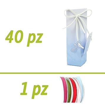 separation shoes f3e8f 07dd0 Spacco Talar Kit Bomboniere Fai Da Te | nacimiento o bautizo ...