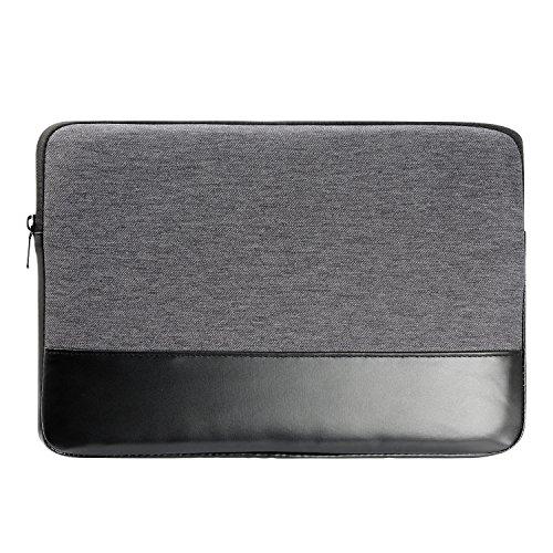 Leather Top Load Laptop (ATOAH 13.3-inch Waterproof Fabric Laptop Case Apple Macbook Air 13