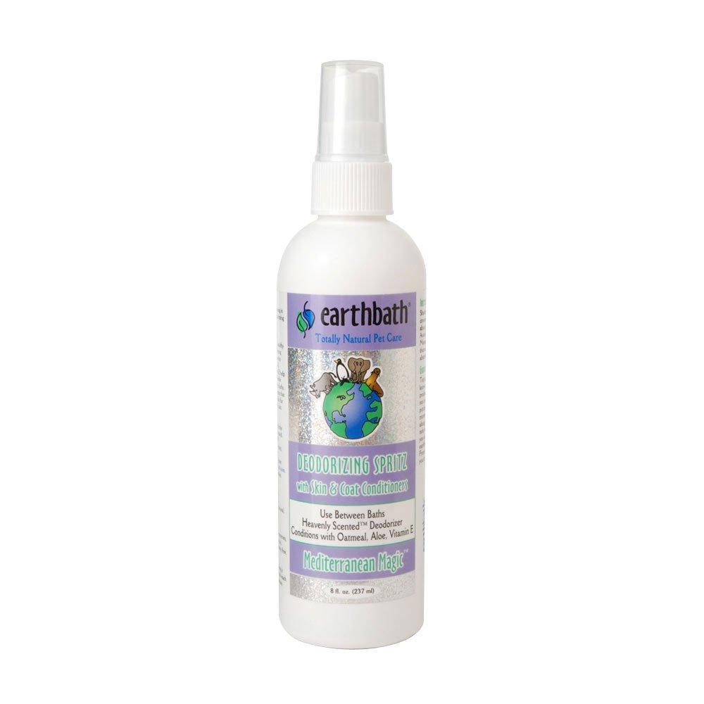 Earthbath All Natural Deodorizing Spritz (2 Pack), Mediterranean Magic, 8 oz