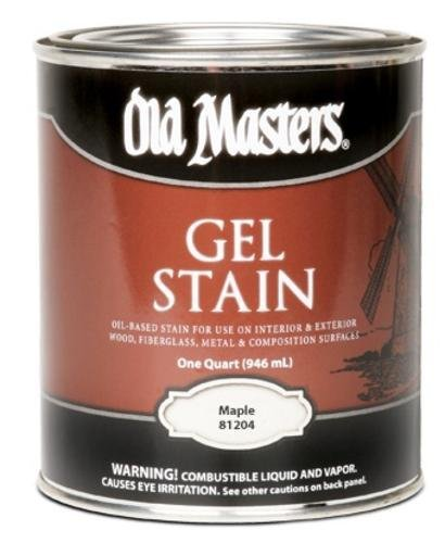 Old Masters Series 81216.5Pt Maple Gel Stain ()