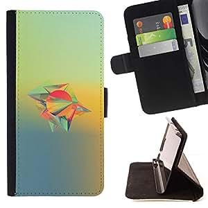 Momo Phone Case / Flip Funda de Cuero Case Cover - Diseño abstracto;;;;;;;; - LG G4