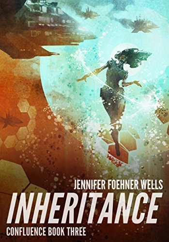 Inheritance: (previously titled: The Druid Gene) (Confluence Book 3) cover