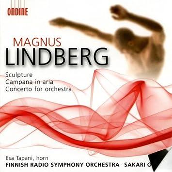 Sculpture / Campana in Aria / Concerto for Orch