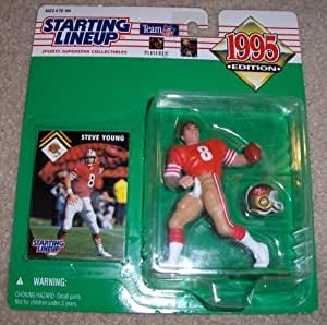 1995 Steve Young NFL Starting Lineup Figure