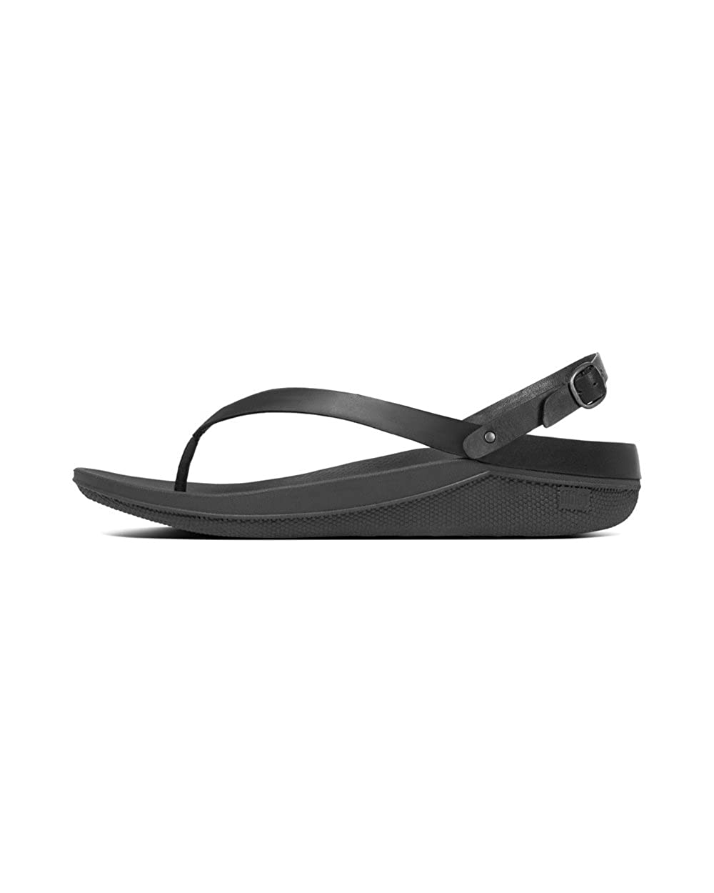 bf6ca2516 Fitflop Women Flip Leather Back-Strap Sandals  Amazon.co.uk  Shoes   Bags