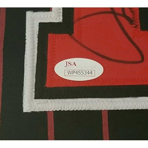 best service c21c7 89990 Dennis Rodman Autographed Signed Jersey Framed Chicago Bulls ...