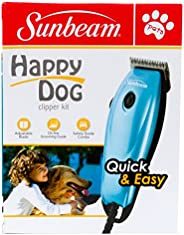 Sunbeam Happy Dog Clippers Kit