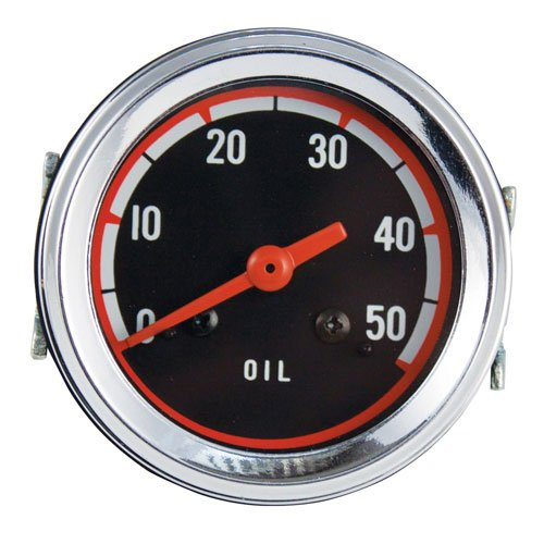 Oil Pressure Gauge Oliver 1850 1650 1555 1655 1550 White 2-65 2-78 4-78 158584A -  All States Ag Parts